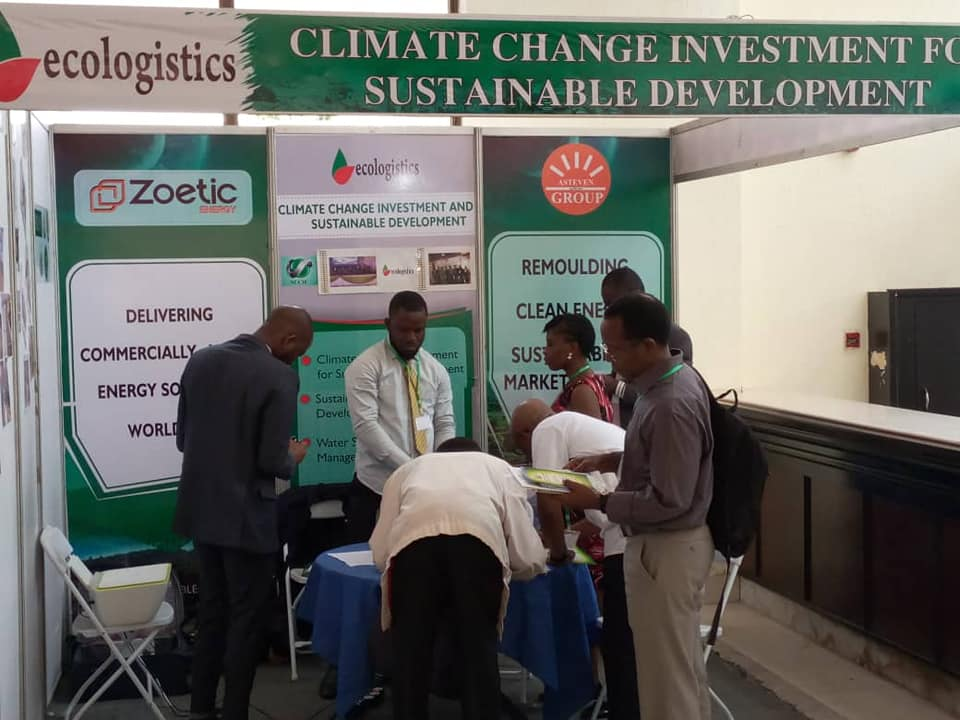 Asteven At Africa Climate Week Accra Ghana Asteven