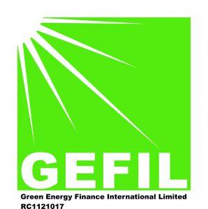 GREEN ENERGY FINANCE LTD